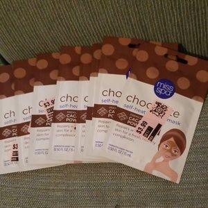 Chocolate Self-heating Clay Mask